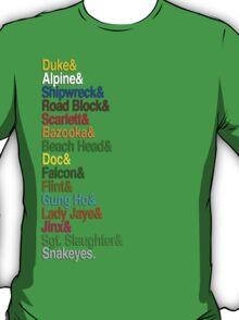 Yo Joe's! T-Shirt