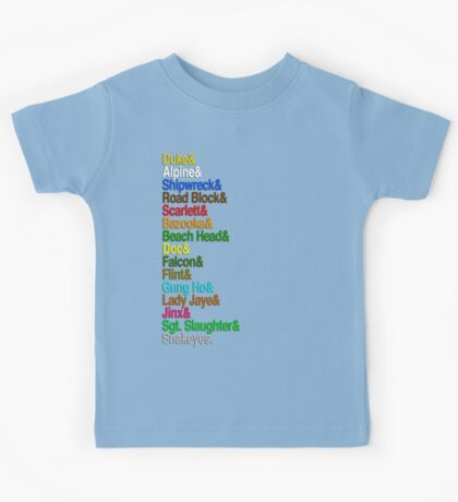 Yo Joe's! Kids Tee