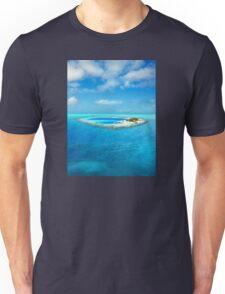 Huvafen Fushi - Maldives atoll island Unisex T-Shirt
