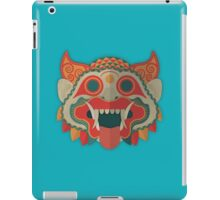 Paper Mask iPad Case/Skin
