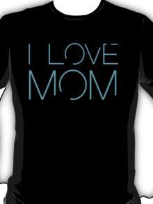 Bates Motel: I Love Mom T-Shirt