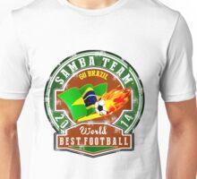 Samba Team Unisex T-Shirt