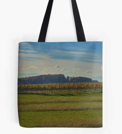 Kaiserstuhl - vines Tote Bag