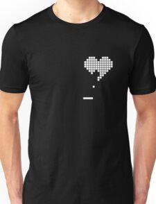Pong Heart Unisex T-Shirt