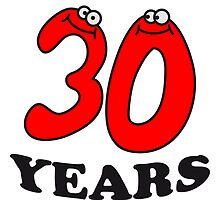 30 face eyes funny comic years by Style-O-Mat