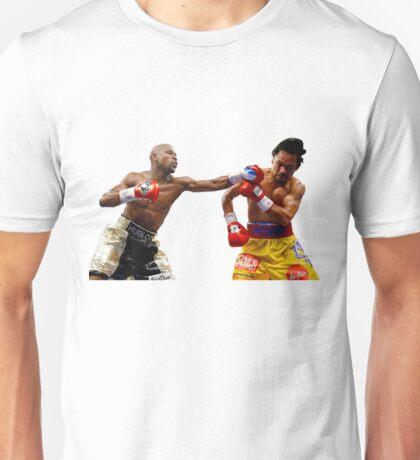 Floyd Mayweather Manny Pacquiao MayPac Boxing Unisex T-Shirt