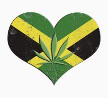 jamaica ganja Kids Clothes