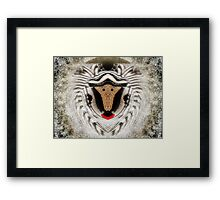 Expression  Framed Print
