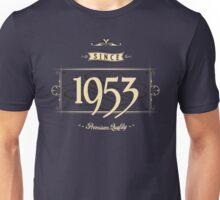 Since 1953 (Cream&Choco) Unisex T-Shirt