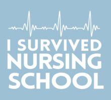I Survived Nursing School by careers
