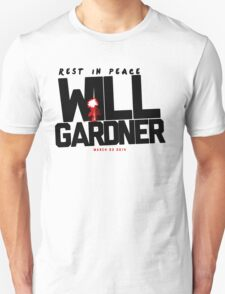 The Good Wife: Rest In Peace Will Gardner T-Shirt