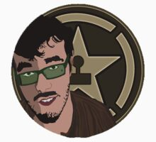 Achievement Hunter Ray Brown by FloppyNovice