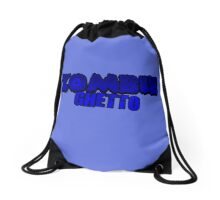 ZOMBIE GHETTO Drawstring Bag