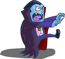 Dracula by StephenKrupp
