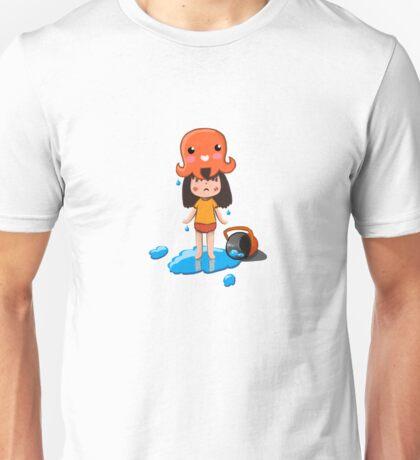 Girl vs Octopus T-Shirt