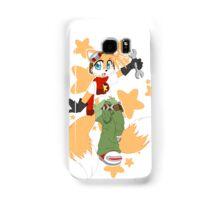 Tails Remix Samsung Galaxy Case/Skin