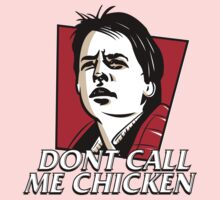Don't call me chicken Kids Clothes