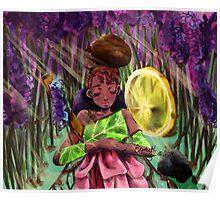 Nutmeg Fairy Poster