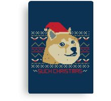 Such Christmas! Canvas Print