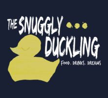 The Snuggly Duckling - WHITE One Piece - Long Sleeve