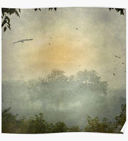 Vintage Landscape 14 Poster