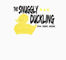 The Snuggly Duckling - BLACK Unisex T-Shirt