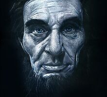 Ghost of Lincoln by Stevia Tatas