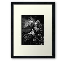 Christmas Came Early (Adam Jensen) Framed Print