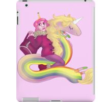Lady and Peebles iPad Case/Skin
