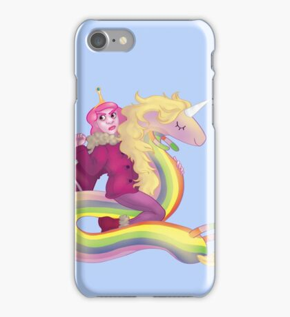 Lady and Peebles iPhone Case/Skin