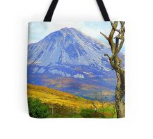 Mount Errigal In Late Summer Tote Bag