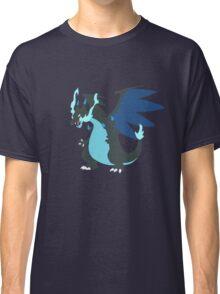 Mega-Charizard X Minimalist Classic T-Shirt