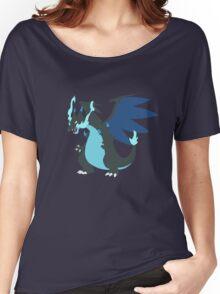Mega-Charizard X Minimalist Women's Relaxed Fit T-Shirt