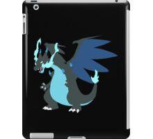 Mega-Charizard X Minimalist iPad Case/Skin