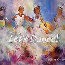 Let's Dance by Ballet Dance-Artist