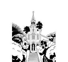 Nagasaki - Oura Church Photographic Print
