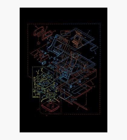 Arcade Rhapsody 3nd Photographic Print