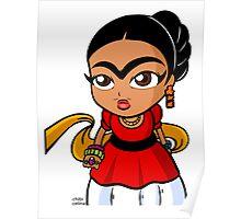 Chibi Frida Poster