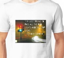 Telegraph Ave. (Oakland) Quote Unisex T-Shirt