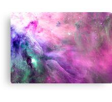 Orion Nebula [Pink Clouds] | Galaxy Mathematix Metal Print