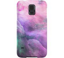 Orion Nebula [Pink Clouds]   Galaxy Mathematix Samsung Galaxy Case/Skin