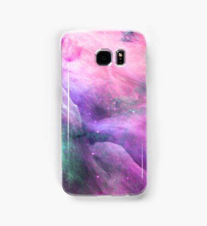 Orion Nebula [Pink Clouds] | Galaxy Mathematix Samsung Galaxy Case/Skin