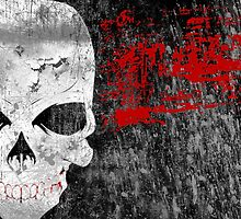 skull by xih8ux