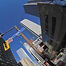 Tow Away Zone, York St, Toronto by jezza323