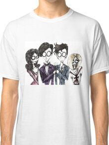Tim Burton's Doctor Who Classic T-Shirt