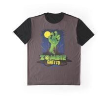 ZOMBIE GHETTO OFFICIAL LOGO DESIGN Graphic T-Shirt