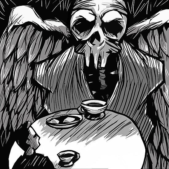Dark Contemplation by Craig Medeiros