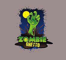 ZOMBIE GHETTO OFFICIAL LOGO DESIGN by ZombieGhetto
