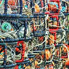 Crab Pots  by Dana Horne