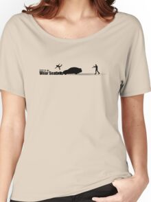 Zombieland Rule #4 Women's Relaxed Fit T-Shirt